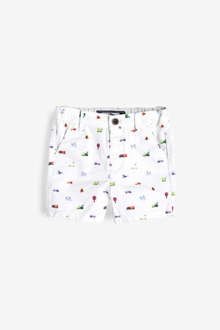 Multi Chino Shorts (3mths-7yrs)