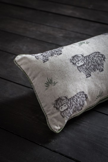 Highland Cows Draught Excluder by Gallery Direct