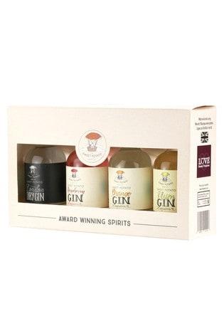 Miniature Gin 5cl Assortment Gift Set by Le Bon Vin