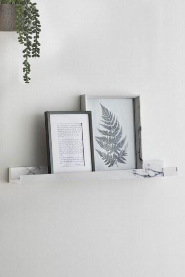 Marble Effect Shelf