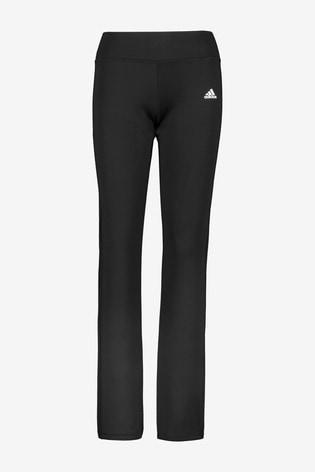 adidas 3 Stack D2M Flare Leggings
