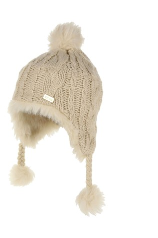 Regatta Cassiana Chullo String Bobble Hat