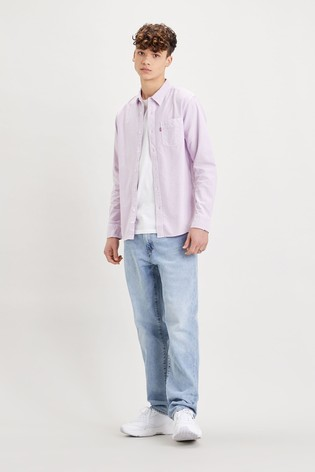 Levi's® Lavender Sunset Pocket Standard Shirt