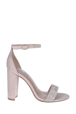 Steve Madden Pink Carson-R Sandals