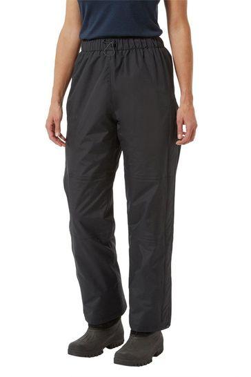Tog 24 Womens Black Steward Waterproof Regular Ski Trousers