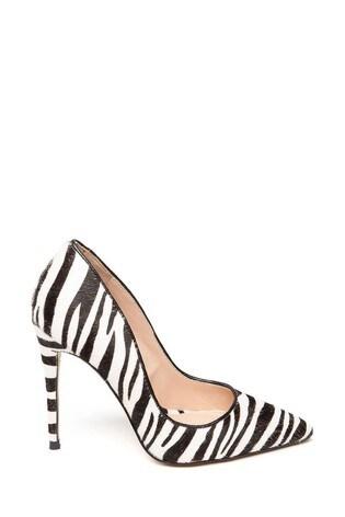 Steve Madden Animal Daisie-L Heel Slip-On Shoes