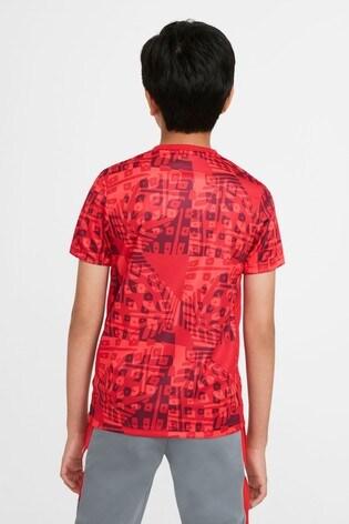 Nike Dri-FIT Academy Footprint T-Shirt