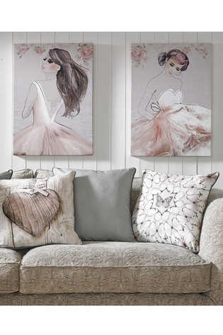 Elizabeth Figure Wall Art by Art For The Home