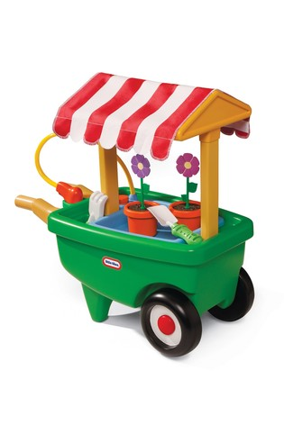 Little Tikes 2-In-1 Garden Wheelbarrow