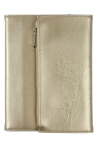 Paperchase A5 Zip Cover Notebook