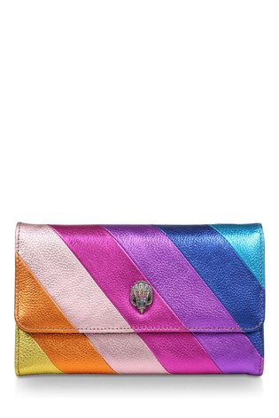 Kurt Geiger London Rainbow Chain Wallet
