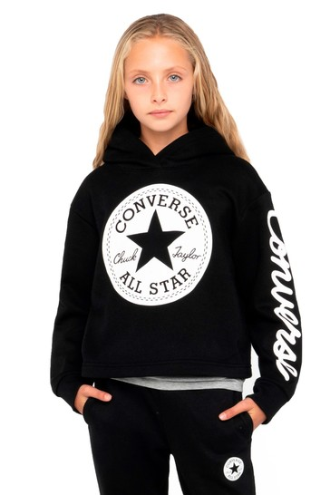 Converse Younger Girls Hoodie