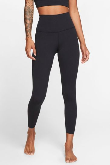 Nike Yoga Black Luxe 7/8 Leggings