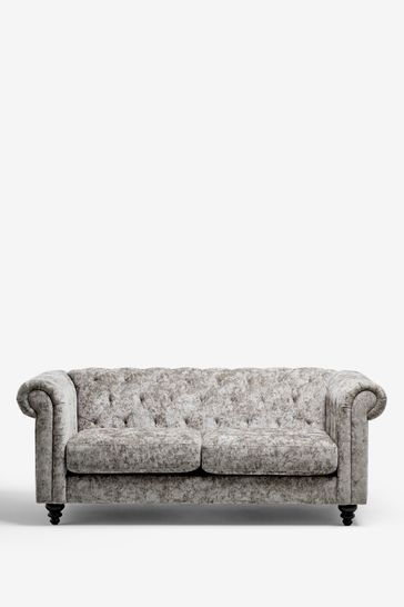 Alpha Large Sofa With Black Feet