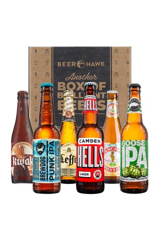 Beer Hawk Customer Favourites