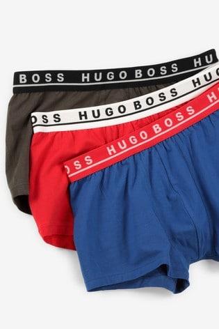 BOSS Trunk Boxers Three Pack