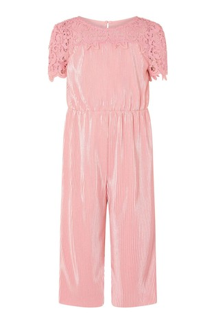 Monsoon Pink Shimmery Jumpsuit