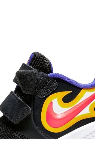 Buy Nike Run Black Flame Star Runner