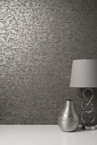 Small Bricks Wallpaper by Decorline