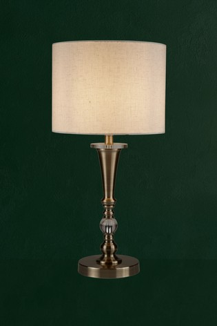 Brieda 1 Light Table Lamp by Searchlight