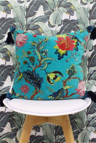 Tree Of Life Cushion by Riva Home