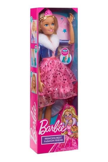 Barbie Best Fashion Friend Princess Doll