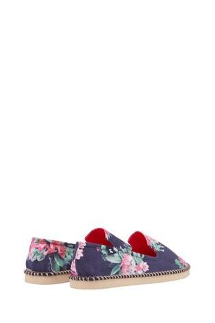Joules Blue Flipadrille Lighweight Summer Shoes