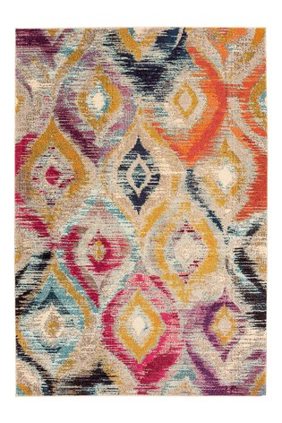 Colores Geo Rug by Asiatic Rugs