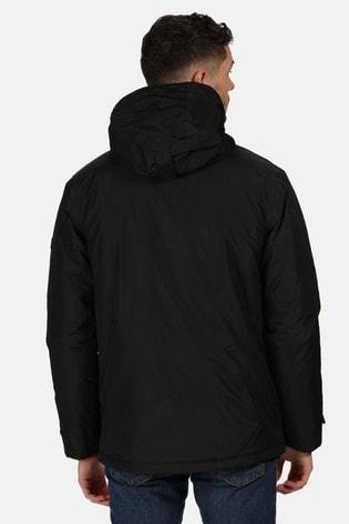 Regatta Black Sterlings Ii Waterproof Jacket