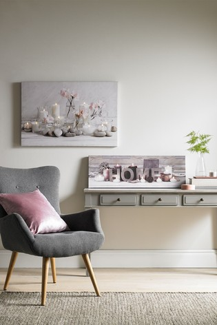 Tranquil Home LED Wall Art by Art For The Home