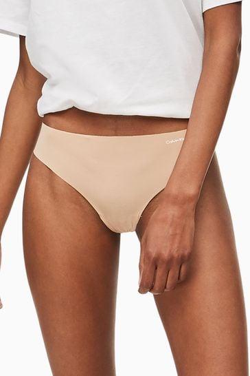 Calvin Klein Nude Invisibles Thong