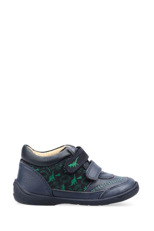 Start-Rite Blue Story Shoes