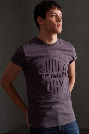 Superdry Workwear Embossed T-Shirt