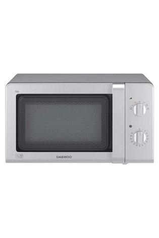 Manual Control 800w Microwave by Daewoo