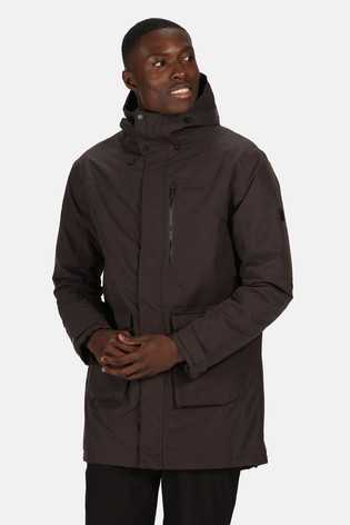 Regatta Grey Largo Iii Waterproof Jacket