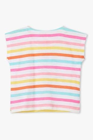 Hatley Carnival Stripes Baby T-Shirt