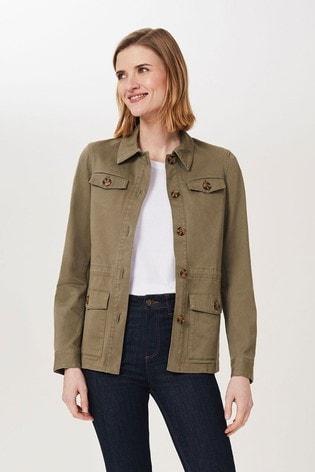 Hobbs Green Macy Jacket