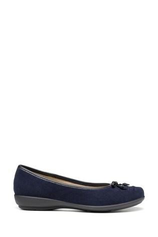 Hotter Emmy Slip-On Ballerina Shoes