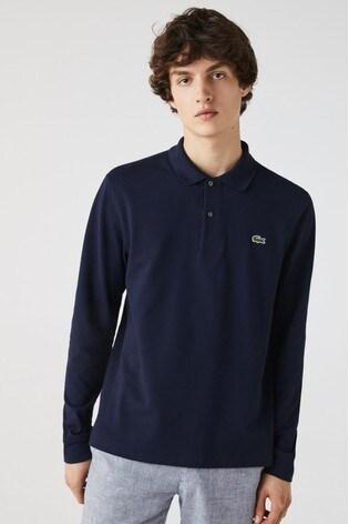 Lacoste® L1213 Long Sleeve Polo