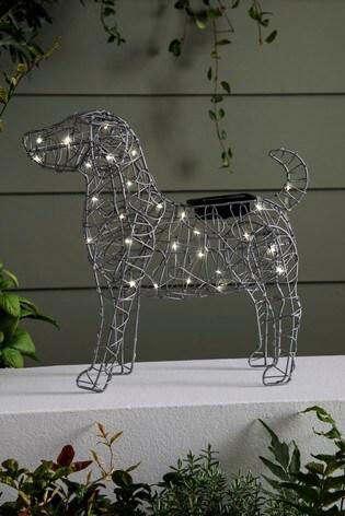 Solar Dog Sculpture