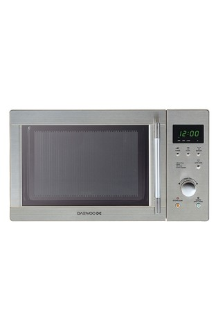 Touch Dial Control Microwave by Daewoo