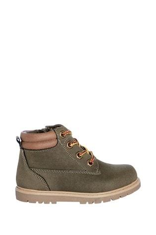 F&F Khaki Work Boots
