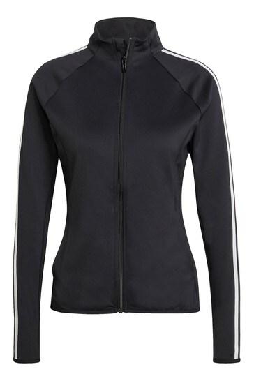 adidas D2M Linear Zip Through Jacket