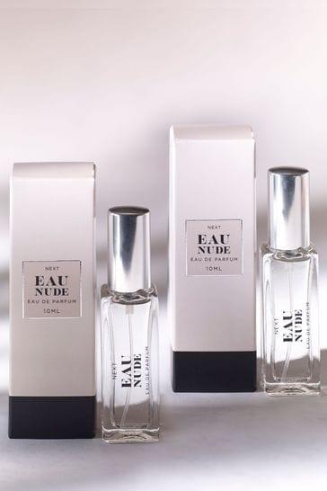 Set of 2 Eau Nude 10ml Eau De Parfum