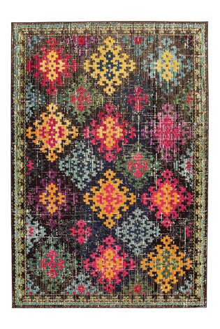 Colores Diamond Rug by Asiatic Rugs