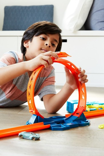 Hot Wheels Track Builder Unlimited Loop Kicker Pack