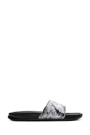 Nike Print Benassi Sliders