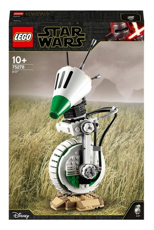 LEGO 75278 Star Wars D-O Collectible Droid Building Set