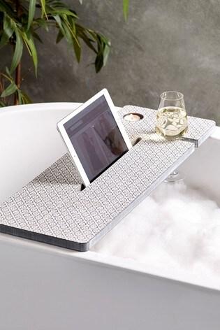 Geo Bath Tray