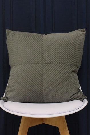 Riva Home Grey Infinity Cushion